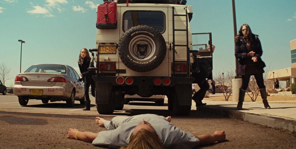 Thor Road Accident
